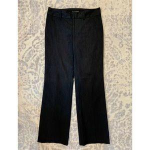 BANANA REPUBLIC Martin Fit Pinstripe Dress Pants